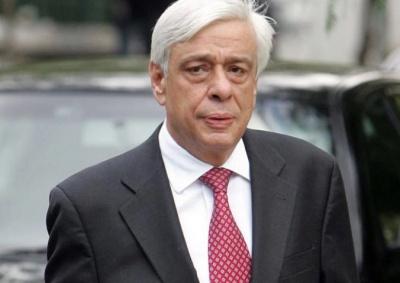 Παυλόπουλος: Να κρατήσουμε από την παρακαταθήκη του Καραμανλή ότι τα μεγάλα τα πετύχαμε υπό όρους αρραγούς ενότητας