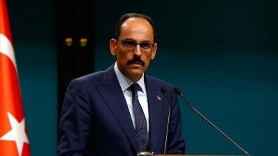 Kalin (Τουρκία): Θα αποτύχει κάθε προσπάθεια για εκεχειρία, αν δεν αποσυρθεί η Αρμενία από το Nagorno Karabakh