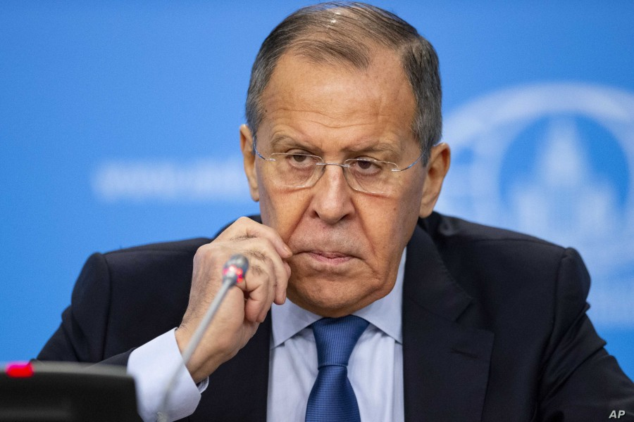 Lavrov (YΠΕΞ Ρωσίας): Ανεύθυνο αίτημα η αποχώρηση της ρωσικής ειρηνευτικής δύναμης από την Υπερδνειστερία