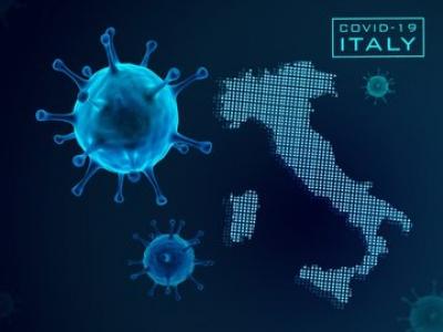 Ιταλία: Το χαμηλότερο ποσοστό κρουσμάτων Covid για το 2021
