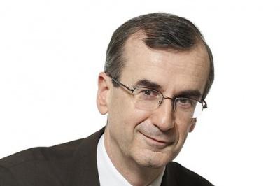 Villeroy: Η ΕΚΤ βρίσκεται σε τροχιά για μια σταδιακή εξομάλυνση της πολιτικής της