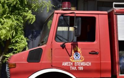 Θεσσαλονίκη: Εντοπίστηκε νεκρός ένας ηλικιωμένος κατά τη διάρκεια κατάσβεσης πυρκαγιάς