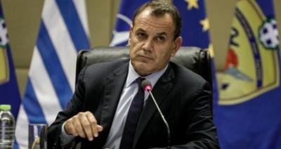 Παναγιωτόπουλος (ΥΕΘΑ): Η Ελλάδα είναι δίπλα στην Κύπρο - Επιφυλακτικοί αλλά καλόπιστοι με την Τουρκία