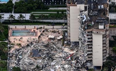 ΗΠΑ: Στους 12 οι νεκροί από την κατάρρευση κτηρίου – 149 αγνοούμενοι – Επίσκεψη Biden