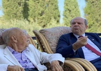 Κύπρος: Απεβίωσε ο πατέρας του Tatar - Συλλυπητήρια Αναστασιάδη