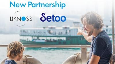 Συνεργασία Liknoss με Setoo για ψηφιακή ασφαλιστική υπηρεσία με αυτόματη επιστροφή χρημάτων