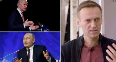 H Ρωσία επέκρινε την πολύ επιθετική ρητορική του προέδρου Biden