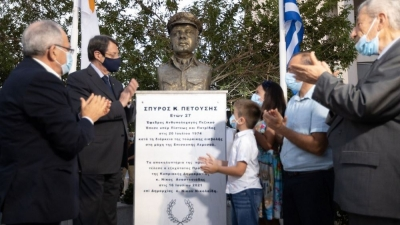 Αναστασιάδης (Κύπρος): Όχι χωρίς προαπαιτούμενα η επανεκκίνηση του διαλόγου για το Κυπριακό