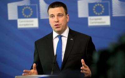 Εσθονία - Κορωνοϊός: Σε καραντίνα ο πρωθυπουργός - «Απών» από τη σύνοδο κορυφής στις 10/12