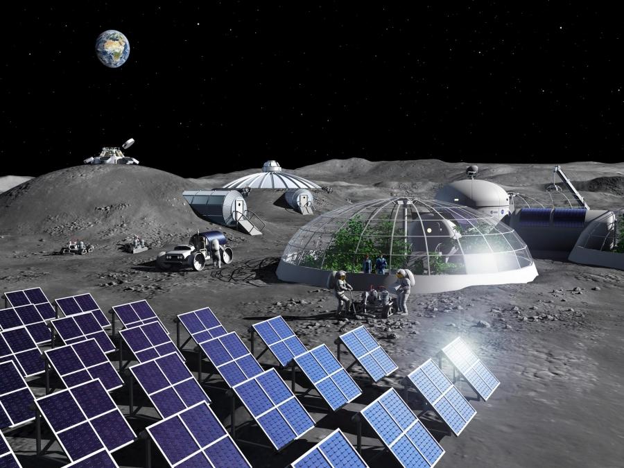 Η NASA διάλεξε το μέρος στη Σελήνη, όπου θα στείλει το ρόβερ της Viper το 2023 σε αναζήτηση νερού