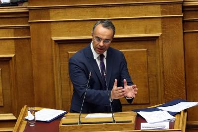 Σταϊκούρας (ΥΠΟΙΚ): Περισσότερη δομήσιμη γη στο Δημόσιο δίνει η σύμβαση για τη διανομή του ακινήτου του Ελληνικού