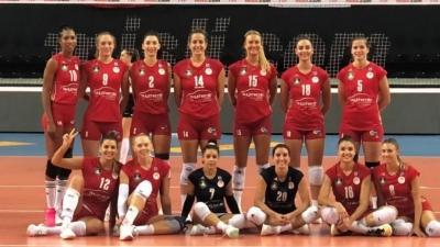 Βόλεϊ γυναικών: Το ντεμπούτο του Ολυμπιακού στο CEV Champions League, αποκλειστικά στην COSMOTE TV