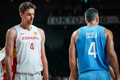 Πάου Γκασόλ - Λουίς Σκόλα: Οι «highlander» του παγκόσμιου μπάσκετ!