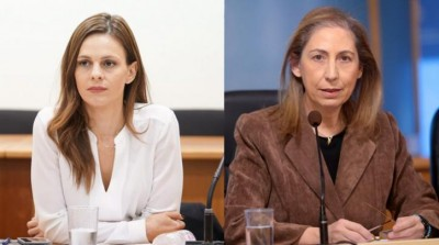 Αχτσιόγλου - Ξενογιαννακοπούλου για Τράπεζα Πειραιώς: Το κλείσιμο δεκάδων καταστημάτων πλήττει τις τοπικές κοινωνίες