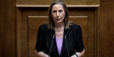 Ξενογιαννακοπούλου: Εργασιακό οδοστρωτήρα θεσμοθετεί η ΝΔ