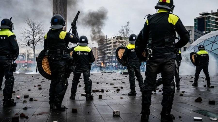 Ολλανδία: Έκρηξη σε κέντρο τεστ για τον κορωνοϊό - Για εσκεμμένη ενέργεια μιλάει η αστυνομία