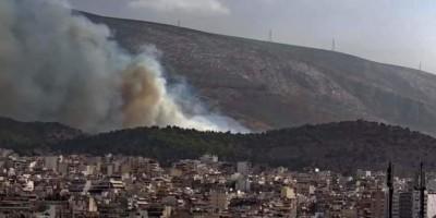 Κυκλοφοριακές ρυθμίσεις  λόγω της πυρκαγιάς στην περιοχή του Βύρωνα