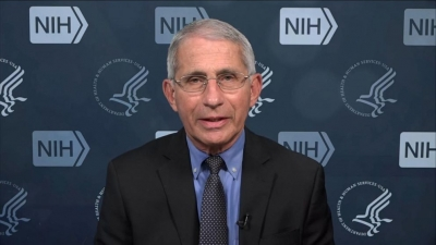 ΗΠΑ: Έκπληκτος ο Fauci από την απόφαση του 50% των Ρεπουμπλικάνων να μην κάνει το εμβόλιο
