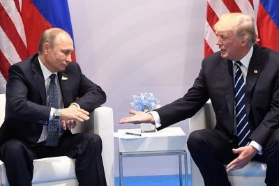 Ρωσία για αμερικανικές κυρώσεις: Στο τραπέζι όλες οι επιλογές για να απαντήσουμε