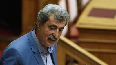 Καυγάς στη Βουλή - Πολάκης: Μη μου κουνάς εμένα το δαχτύλι, είσαι ψεύτης - Αθανασίου: Είσαι άσχετος