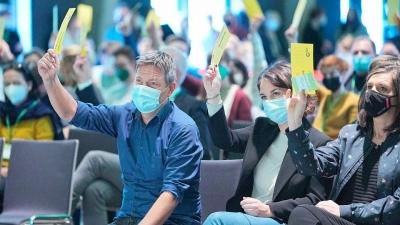 Γερμανία: «Πράσινο φως» από τους Πράσινους – Εκκινούν οι διαπραγματεύσεις για τη σύνθεση της κυβέρνησης