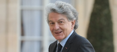 Breton (Επίτροπος ΕΕ): Θα υπερασπιστούμε τα ευρωπαϊκά συμφέροντα στις διαπραγματεύσεις Βρετανίας - ΕΕ