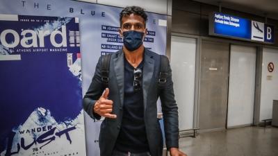 Απόλλων Σμύρνης: «Πάτησε» Ελλάδα ο Μπρούνο Άλβες