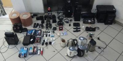 Μαχαίρια, σουβλιά, κινητά και ηρωίνη εντός των φυλακών Δομοκού