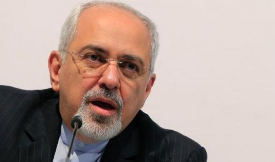 Zarif (Ιράν): Kατηγορεί τη Γαλλία ότι τροφοδοτεί τον εξτρεμισμό