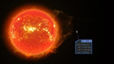 Ανακαλύφθηκε κοντινός καυτός βραχώδης εξωπλανήτης «υπερ-Γή»