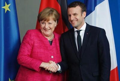 Γαλλία: Συνάντηση Macron - Merkel στις 27 Φεβρουαρίου 2019 για Brexit, ΗΠΑ και άμυνα