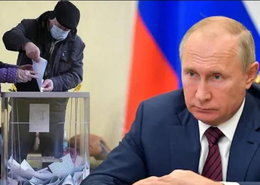 Ρωσία εκλογές: Νικητής η Ενωμένη Ρωσία του Putin – Ελέγχει τα δύο τρίτα της Βουλής