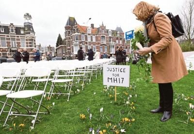 Η Ρωσία κατηγορεί τη Χάγη για την κατάρρευση των ερευνών της πτήσης MH17