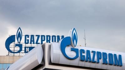 Ρωσία: Η Gazprom χρησιμοποιεί τα αποθέματα αερίου για να σταθεροποιήσει την αγορά