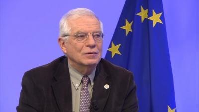 Borrell: Ελπίζω σε μια συμφωνία με την Άγκυρα, ώστε οι μετανάστες να καταλάβουν ότι τα σύνορα δεν είναι ανοικτά