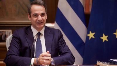 Μητσοτάκης: Σημαντική μέρα για την Κρήτη - Ξεκίνησε η ηλεκτρική διασύνδεση με την Πελοπόννησο, η μεγαλύτερη στον κόσμο