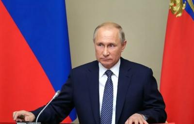 Ρωσία: Η Δούμα ενέκρινε νόμο που δίνει στον Putin το δικαίωμα να θέσει εκ νέου υποψηφιότητα για την προεδρία