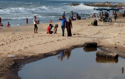 Οικολογική καταστροφή στο Ισραήλ – Μαύρισαν οι ακτές από πετρελαιοκηλίδα