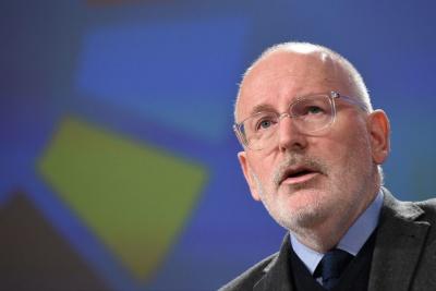 Timmermans (Κομισιόν): Κυριάκος Μητσοτάκης, ο πιο «πράσινος» πρωθυπουργός που είχε ποτέ η Ελλάδα