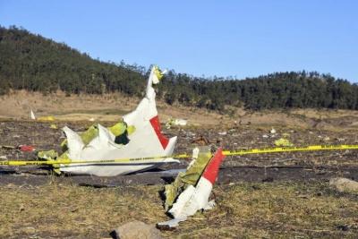 Αιθιοπία: Ασυνήθιστα υψηλή ταχύτητα, μετά την απογείωση, είχε το μοιραίο Boeing