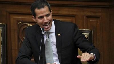 Τη βοήθεια του αμερικανικού πενταγώνου ζήτησε ο Guaido για την «εξεύρεση λύσης» στη Βενεζουέλα