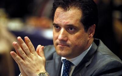 Γεωργιάδης (ΝΔ): Η Ελλάδα δεν έχει άλλο χρόνο για χάσιμο - Πρέπει να γίνουν γρήγορα οι εκλογές