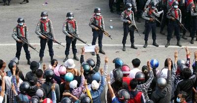 Μιανμάρ: Στους 91 οι νεκροί στις διαδηλώσεις - Ρωσία και Κίνα στηρίζουν τη χούντα