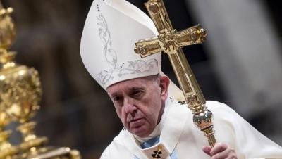 Πάπας Φραγκίσμος: Για δεύτερη φορά μπαίνουμε στη Μεγάλη Εβδομάδα του Πάσχα υπό συνθήκες πανδημίας