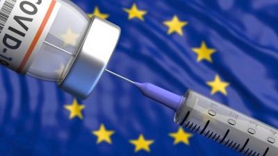 ΕΕ: Πάνω από 200 εκατ. εμβολιασμοί κατά covid – Πλήρως εμβολιασμένο το 12% των Ευρωπαίων