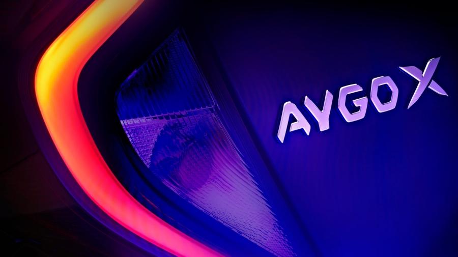 Επίσημο: Το νέο Toyota Aygo X θα παρουσιαστεί το Νοέμβριο