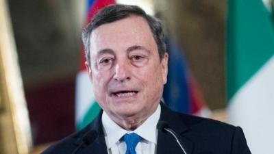 Ιταλία: Προς σύγκρουση Draghi με τα συνδικάτα για τα δημόσια έργα μέσω του Ταμείου Ανάκαμψης