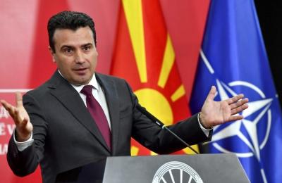 Zaev (πρωθυπουργός Β. Μακεδονίας): Παραιτούμαι εάν χάσουμε στις δημοτικές εκλογές στα Σκόπια