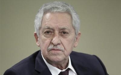 Κουβέλης: Θα συνεχιστεί η επιθετική ρητορική της Τουρκίας - Στόχος είναι να βρεθεί κοντά στην κυπριακή ΑΟΖ