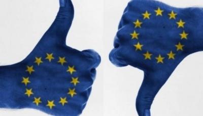 Ευρωβαρόμετρο: Καλό το ευρώ για την ΕΕ, υποστηρίζουν 8 στους 10 Ευρωπαίους ή το 76%